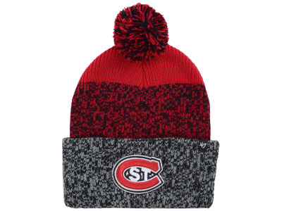 St. Cloud State Huskies '47 NCAA Static Cuff Knit