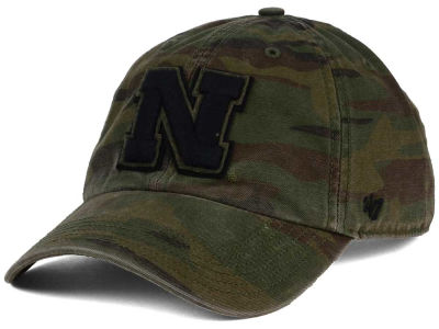 Nebraska Cornhuskers '47 NCAA Operation Hat Trick Movement '47 CLEAN UP Cap