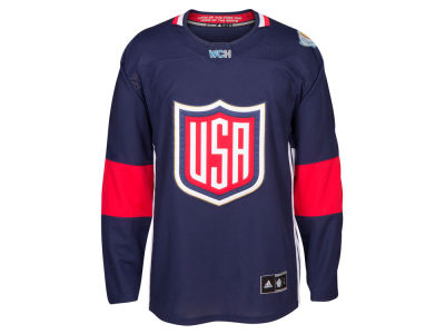 USA Hockey adidas Men's World Cup Of Hockey Premier Jersey