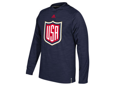USA Hockey adidas NHL Men's World Cup of Hockey Training Hoodie