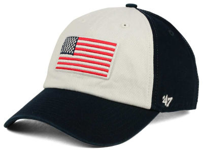United States of America Operation Hat Trick Freshman '47 CLEAN UP Cap