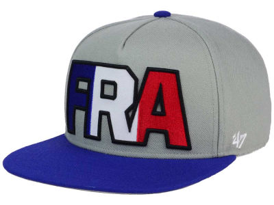 France '47 '47 Intercept Snapback Cap