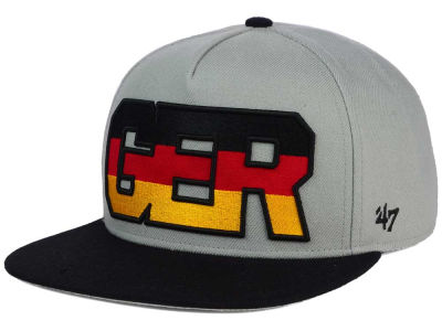 Germany '47 '47 Intercept Snapback Cap