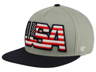 '47 '47 Intercept Snapback Cap