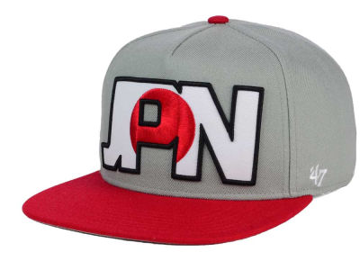 Japan '47 '47 Intercept Snapback Cap