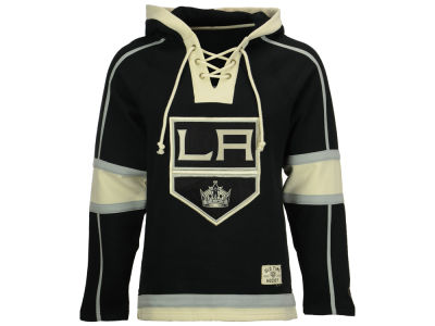 Los Angeles Kings Old Time Hockey NHL Men's Lacer Hoodie