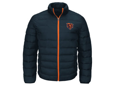 Chicago Bears G-III Sports NFL Men's Skybox Packable Quilted Jacket