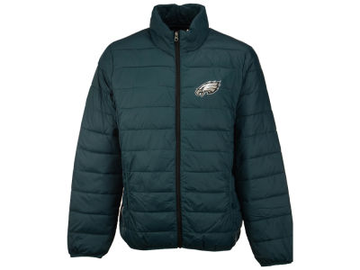 Philadelphia Eagles GIII NFL Men's Skybox Packable Quilted Jacket