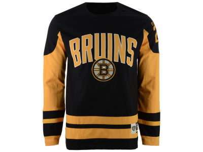 Boston Bruins Old Time Hockey NHL Men's Dufferin Long Sleeve T-Shirt