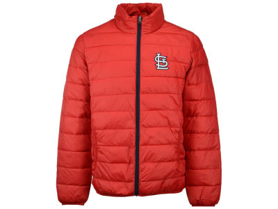 St. Louis Cardinals GIII MLB Men's Skybox Packable Quilted Jacket