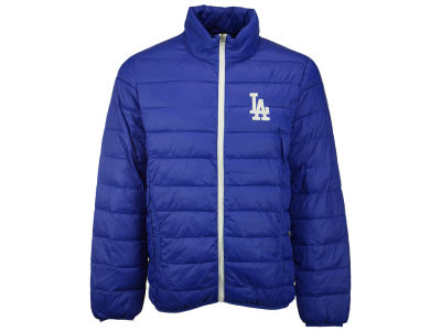 Los Angeles Dodgers GIII MLB Men's Skybox Packable Quilted Jacket