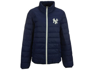 New York Yankees GIII MLB Men's Skybox Packable Quilted Jacket