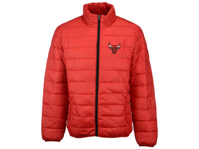 Chicago Bulls GIII NBA Men's Skybox Packable Quilted Jacket