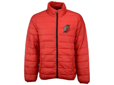 Portland Trail Blazers GIII NBA Men's Skybox Packable Quilted Jacket