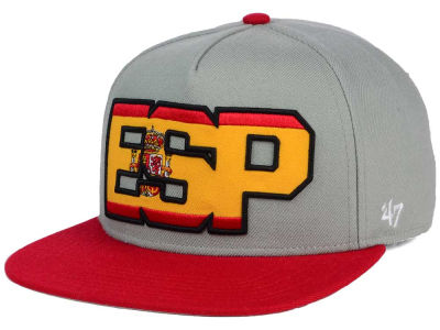 Spain '47 '47 Intercept Snapback Cap