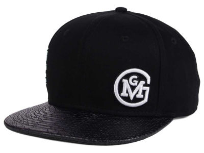 Gas Monkey Garage Monkey Side Hit Snapback Cap