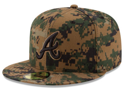 Atlanta Braves New Era MLB 2016 Memorial Day 59FIFTY Cap