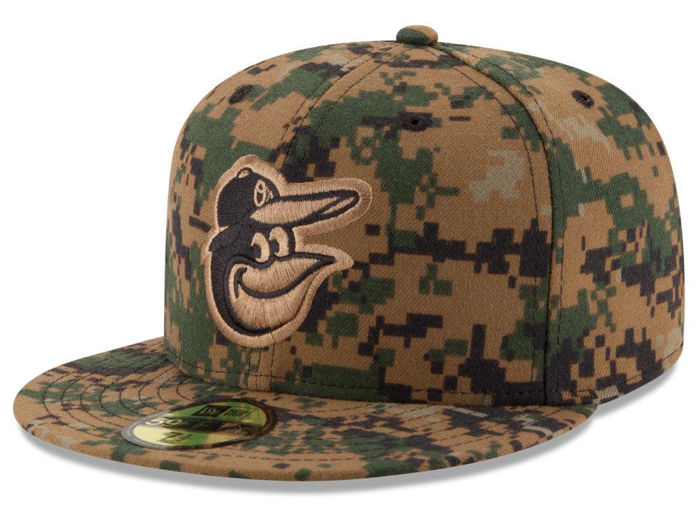 18bbf0eb7 Baltimore Orioles New Era MLB 2016 Memorial Day 59FIFTY Cap