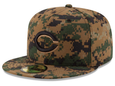 Cincinnati Reds New Era MLB 2016 Memorial Day 59FIFTY Cap