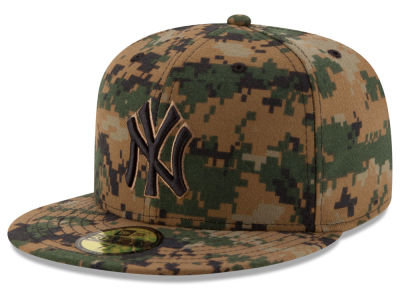 New York Yankees New Era MLB 2016 Memorial Day 59FIFTY Cap