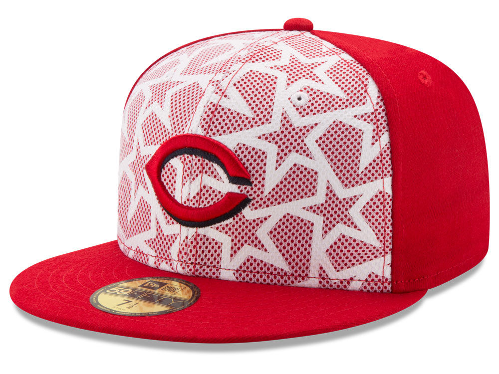 info for 19e38 b900b ... wholesale coupon for cincinnati reds new era 2016 mlb ac stars stripes 59fifty  cap 15e8e db8f5