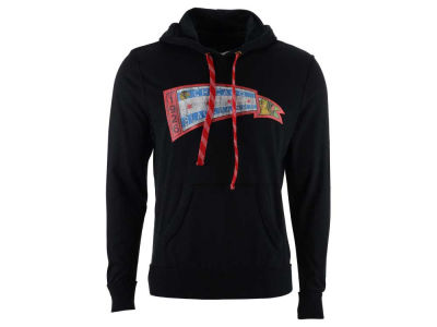 Chicago Blackhawks NHL Men's Pennant Race Lightweight Hoodie
