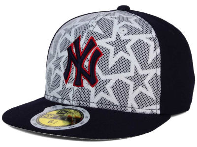 New York Yankees New Era 2016 MLB Kids AC Stars & Stripes 59FIFTY Cap