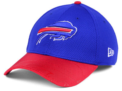 Buffalo Bills New Era 2016 Official NFL Sideline 39THIRTY Cap