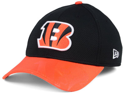 Cincinnati Bengals New Era 2016 Official NFL Sideline 39THIRTY Cap
