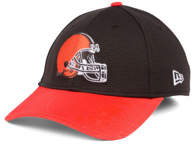 Cleveland Browns New Era 2016 Official NFL Sideline 39THIRTY Cap