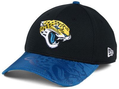 Jacksonville Jaguars New Era 2016 Official NFL Sideline 39THIRTY Cap