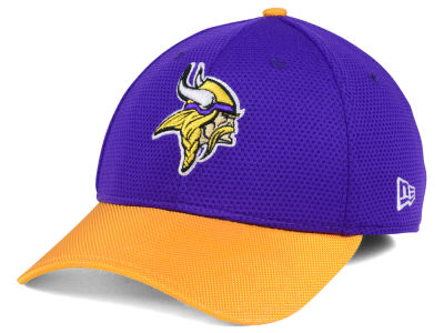 Minnesota Vikings New Era 2016 Official NFL Sideline 39THIRTY Cap