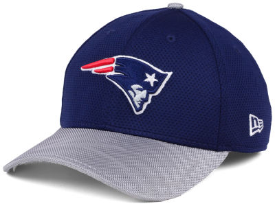 New England Patriots New Era 2016 Official NFL Sideline 39THIRTY Cap