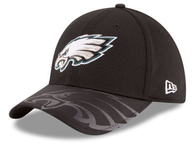Philadelphia Eagles New Era 2016 Official NFL Sideline 39THIRTY Cap
