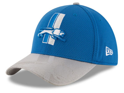 Detroit Lions New Era 2016 NFL Sideline Classic 39THIRTY Cap