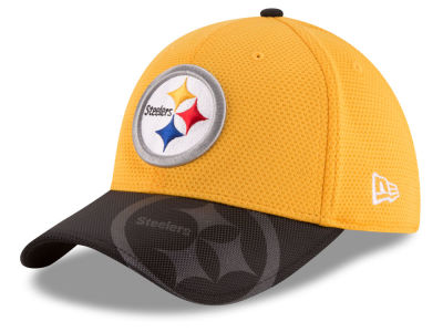 Pittsburgh Steelers New Era 2016 NFL Sideline Classic 39THIRTY Cap