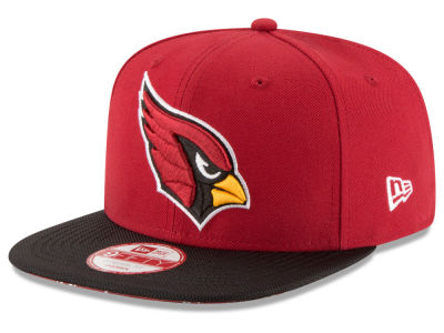 Arizona Cardinals New Era 2016 Official NFL Sideline 9FIFTY Original Fit Cap