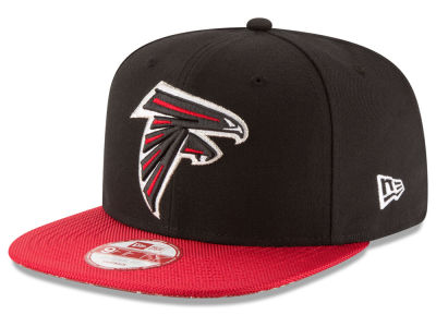 Atlanta Falcons New Era 2016 Official NFL Sideline 9FIFTY Original Fit Cap