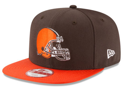 Cleveland Browns New Era 2016 Official NFL Sideline 9FIFTY Original Fit Cap
