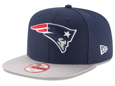 New England Patriots New Era 2016 Official NFL Sideline 9FIFTY Original Fit Cap