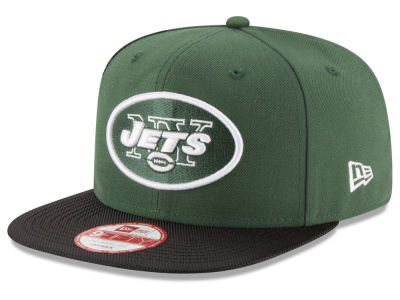 New York Jets New Era 2016 Official NFL Sideline 9FIFTY Original Fit Cap