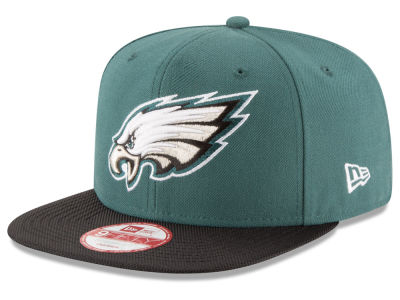 Philadelphia Eagles New Era 2016 Official NFL Sideline 9FIFTY Original Fit Cap
