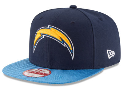 San Diego Chargers New Era 2016 Official NFL Sideline 9FIFTY Original Fit Cap