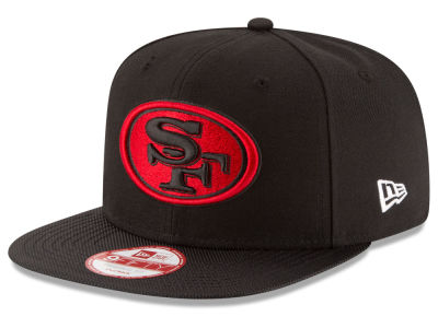 San Francisco 49ers New Era 2016 Official NFL Sideline 9FIFTY Original Fit Cap
