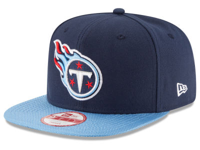 Tennessee Titans New Era 2016 Official NFL Sideline 9FIFTY Original Fit Cap