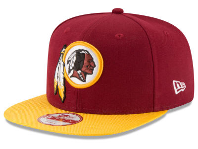 Washington Redskins New Era 2016 Official NFL Sideline 9FIFTY Original Fit Cap