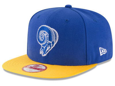 Los Angeles Rams New Era 2016 NFL Sideline Classic 9FIFTY Snapback Cap