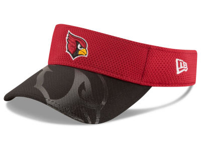 Arizona Cardinals New Era 2016 Official NFL Sideline Visor