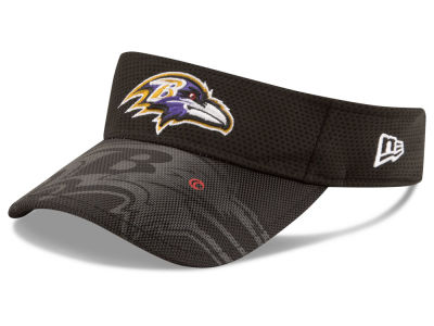 Baltimore Ravens New Era 2016 Official NFL Sideline Visor