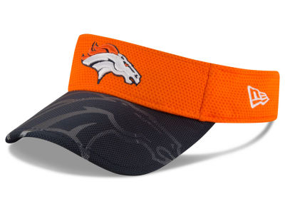 Denver Broncos New Era 2016 Official NFL Sideline Visor